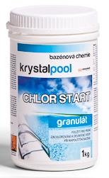 Krystalpool Chlor start 1 kg