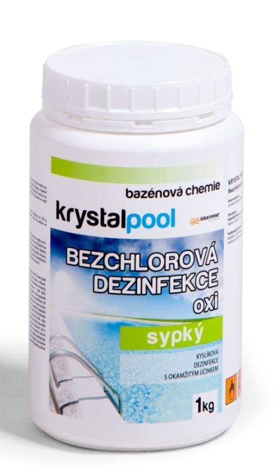 Fotografie KRYSTALPOOL OXI 1 kg