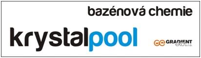 Bazénová chemie značky Krystalpool